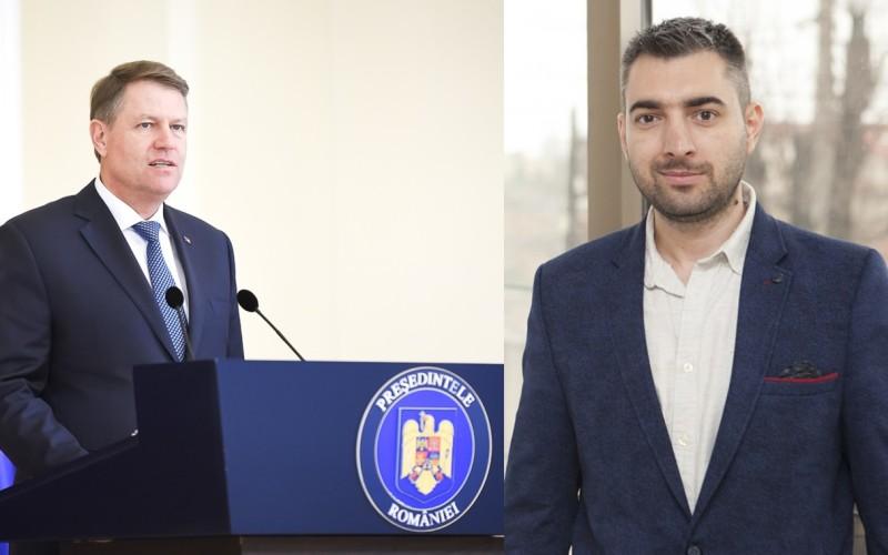 Preşedintele Noua Românie îi cere lui Iohannis să ia o decizie rapidă în privinţa revocării şefului DNA