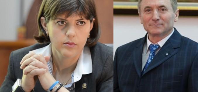 Șefa DNA, Codruța Koveși și Procurorul General, Augustin Lazăr, verificați de Inspecția Judiciară
