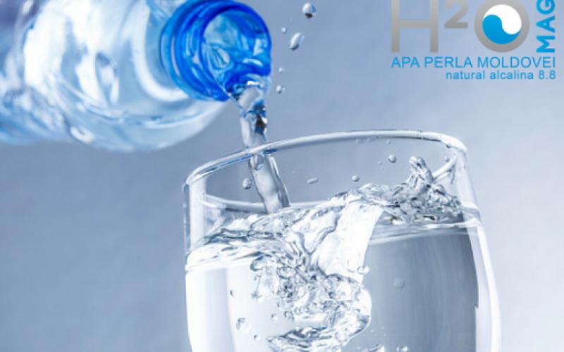 Apa Perla Moldovei – un ajutor real pentru sănătate