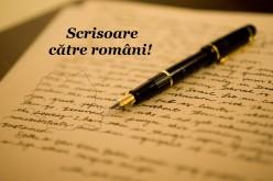 Scrisoarea emoționantă a unui tânăr român către protestatari