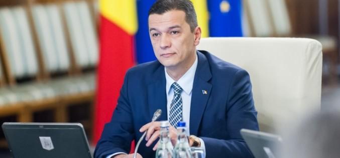 Premierul Sorin Grindeanu lovește dur în Guvernul Cioloș