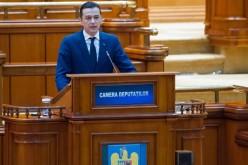 Moțiunea de cenzură depusă la adresa Guvernului Grindeanu, citită duminică în Parlament
