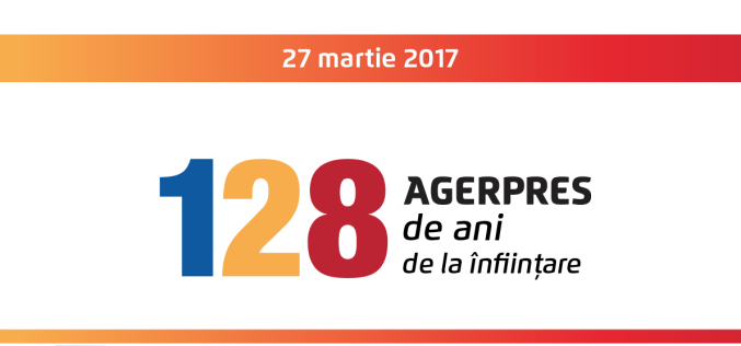Agerpres aniversează azi, 128 de ani de la înființare