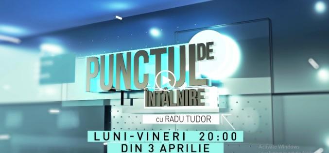 Mișcări de trupe la Antena 3. Radu Tudor, ultima emisiune alături de Dana Grecu