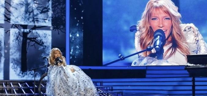 Scandal la Eurovision. Reprezentanta Rusiei la Eurovision, arestată când va ajunge la Kiev