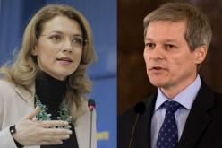 Alina Gorghiu îl face praf pe fostul premier Dacian Cioloș