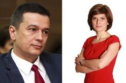 Alina Petrescu, numită de Sorin Grindeanu, Purtător de Cuvânt al Guvernului