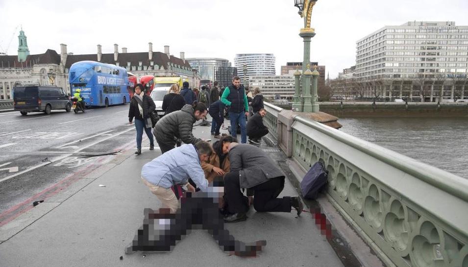 barbat mort londra atentat