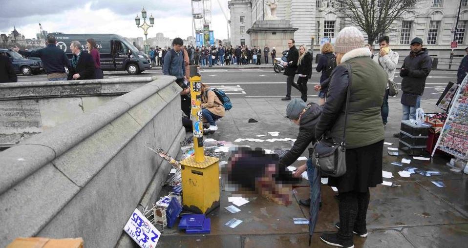 barbat ranit londra atentat