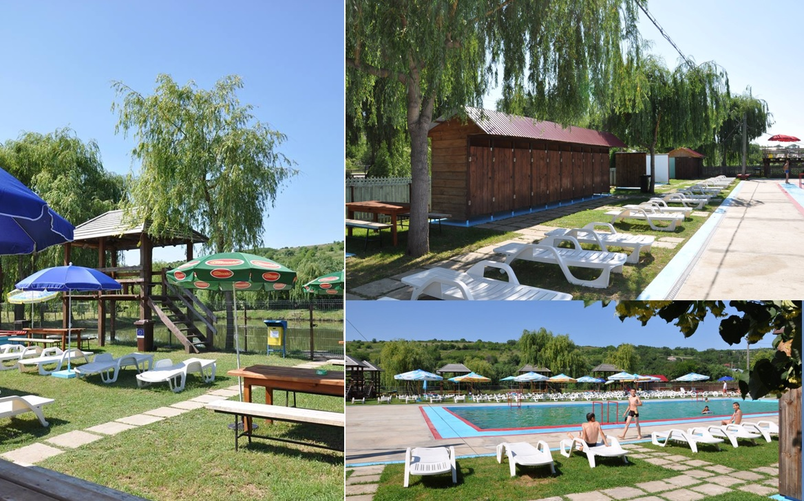 comuna padureni - piscina