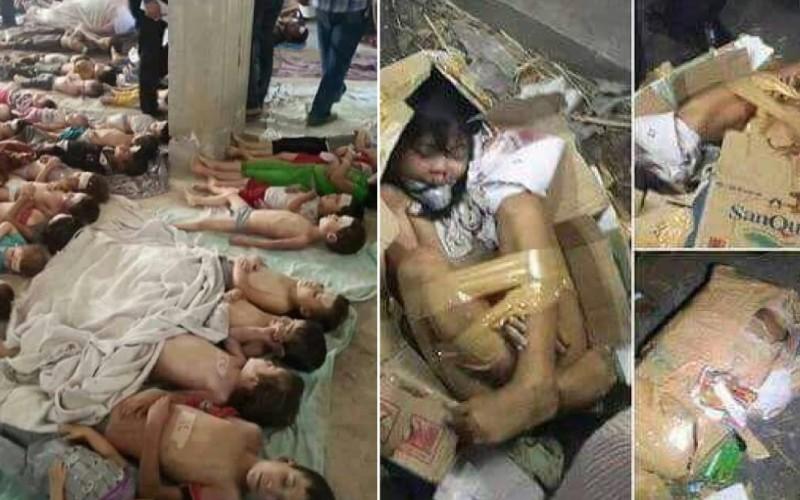 Imagini șocante. Copii uciși pentru recoltarea de organe