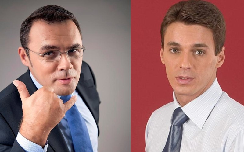 Război total între Mircea Badea și Moise Guran. I-a făcut plângere penală pentru alarma falsă de cutremur