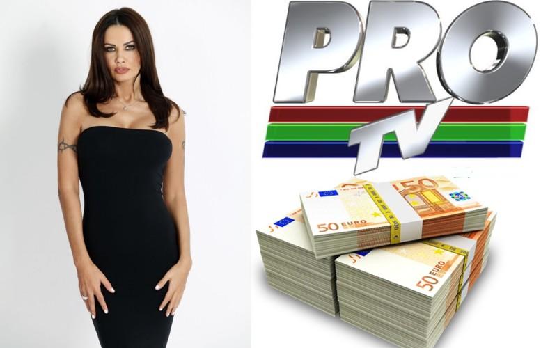 Oana Zăvoranu a dat lovitura. Va încasa o sumă fabuloasă de la PRO TV