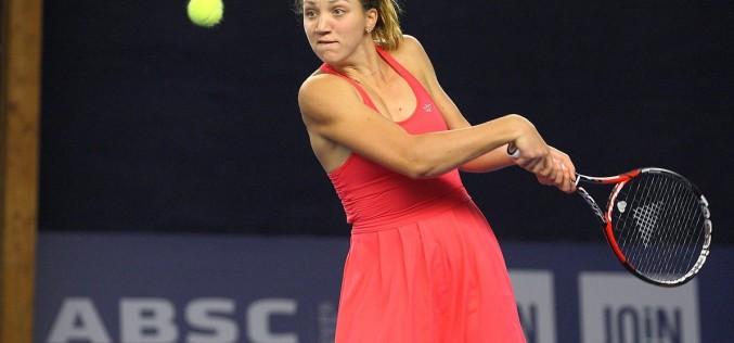 Patricia Țig, victorie uriașă la Miami. A spulberat-o pe Kristina Mladenovic