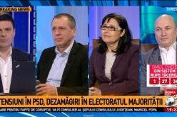 Radu Tudor amenință că va călca în picioare Guvernul Grindeanu