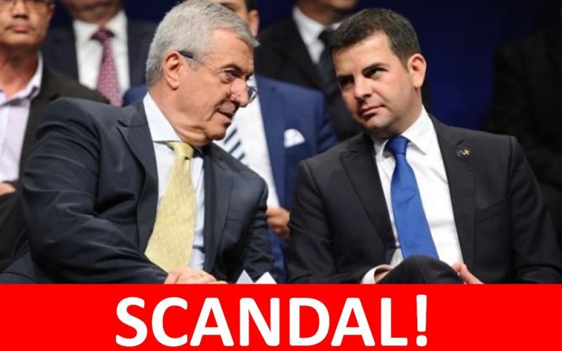 Scandal de proporții între Tăriceanu și Daniel Constantin. ALDE se rupe în două