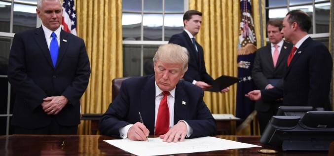 Trump a luat o nouă decizie șocantă care va afecta sute de milioane de străini