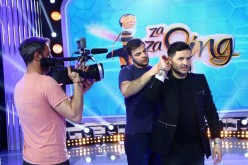 """Antena 1 a început filmările pentru show-ul """"Zaza Sing"""""""