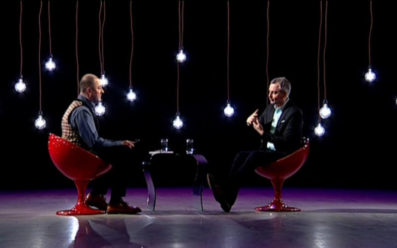Cătălin Ştefănescu revine Garantat 100% la TVR 1