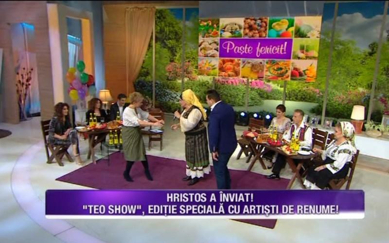 """Kanal D a pregătit de Paște, ediții speciale """"Teo Show"""", """"Roata Norocului"""" și """" Te vreau lângă mine"""""""