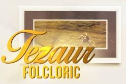 """Porţie dublă de """"Tezaur folcloric"""", de Paşti, la TVR 1"""