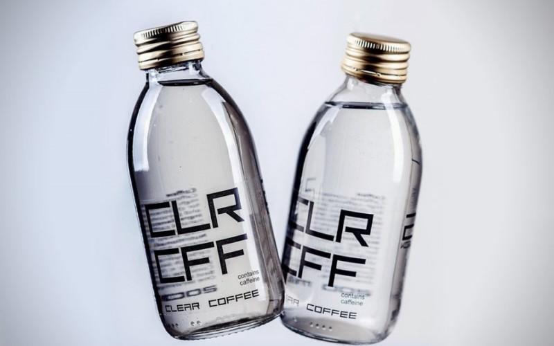FABULOS. A fost creată cafeaua transparentă precum apa