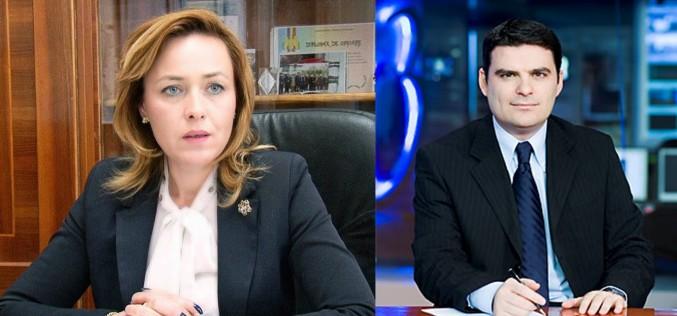 """Radu Tudor o face praf pe Carmen Dan, Ministrul Afacerilor Interne: """"Sfidează bunul simț"""""""