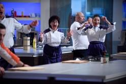 """Show-ul culinar """"Chefi la cuțite"""" și-a ales semifinaliștii"""