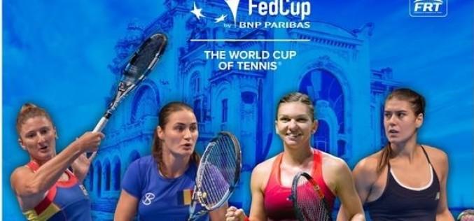 România a învins Marea Britanie în Fed Cup grație victoriei lui Begu în partida cu Heather Watson