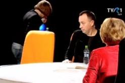 O jurnalistă a plecat plângând din celebra emisiune Profesioniștii de la TVR