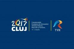 România găzduiește Europenele de Gimnastică Artistică. Iată programul transmisiilor TVR de la Cluj Napoca