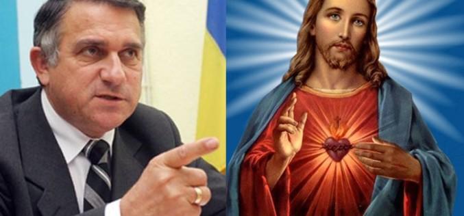Gheorghe Funar, afirmații șocante despre Isus: Avea părul blond și ochii albaștri și era dac