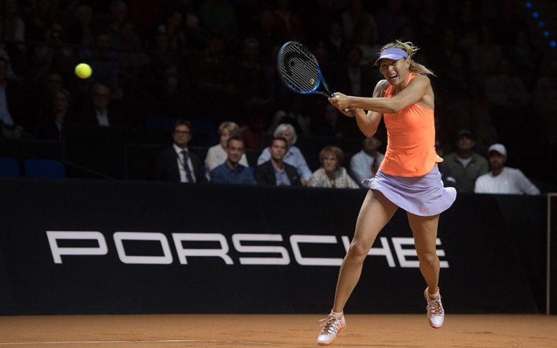 Maria Sharapova, calificare fabuloasă în semifinale la turneul de la Stuttgart