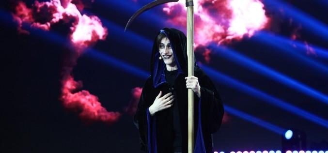 Delia își vede Moartea, iar Bendeac Îngerul păzitor la iUmor