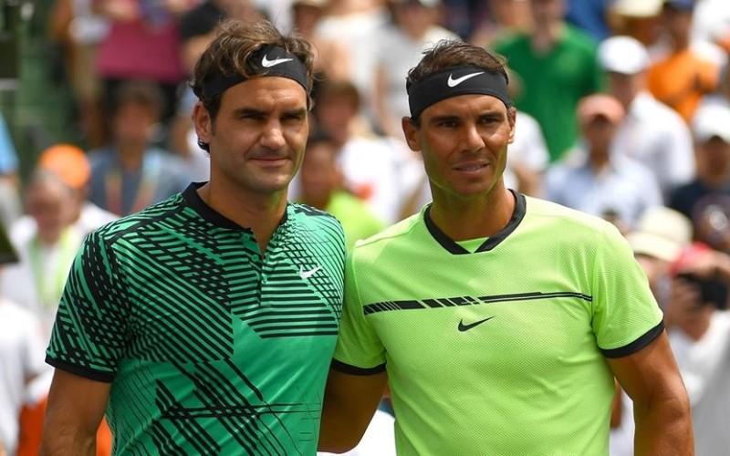 Roger Federer e de neoprit. Elvețianul l-a învins pe Nadal în finală la Miami