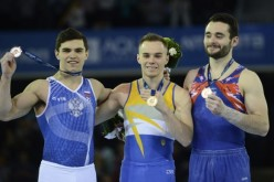 Oleg Verniaiev, campion european la Cluj la individual compus