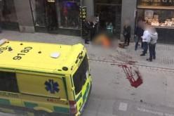 Românca rănită în atentatul terorist din Stockholm se afla la cerșit pe stradă