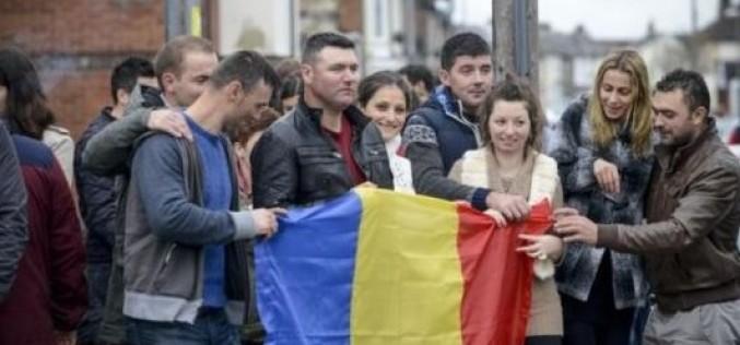 Românii şi bulgarii au ajuns bătaia de joc a britanicilor
