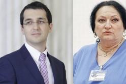 Monica Pop îl face praf pe tehnocratul Vlad Voiculescu: Am înfruntat mulți nemernici de-a lungul vremii