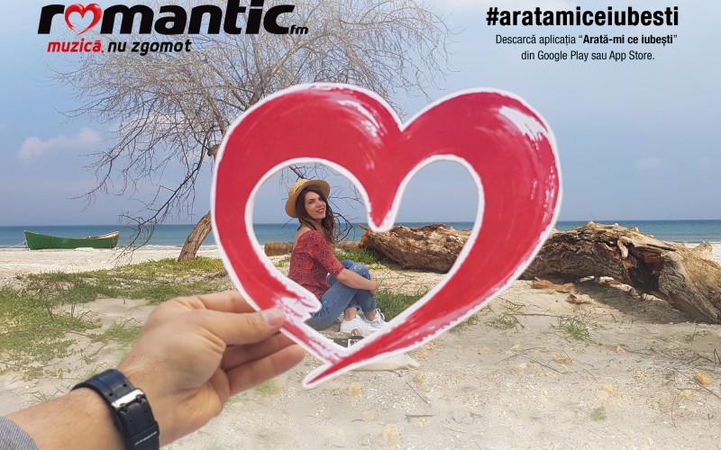 """Romantic FM lansează campania """"Arată-mi ce iubești"""""""