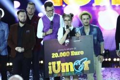 """Doina Teodoru este câștigătoarea celui de al treilea sezon """"iUmor"""""""