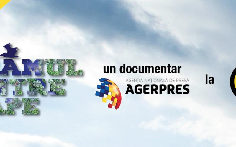 """Documentarul """"Tărâmul dintre ape"""", proiectat la Serile Filmului Românesc"""