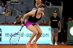 Eugenie Bouchard o face praf pe Sharapova: Nu mi-am schimbat părerea, e o trișoare