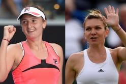 Simona Halep şi Irina Begu, victorie dramatică în primul tur la dublu la Shenzhen Open