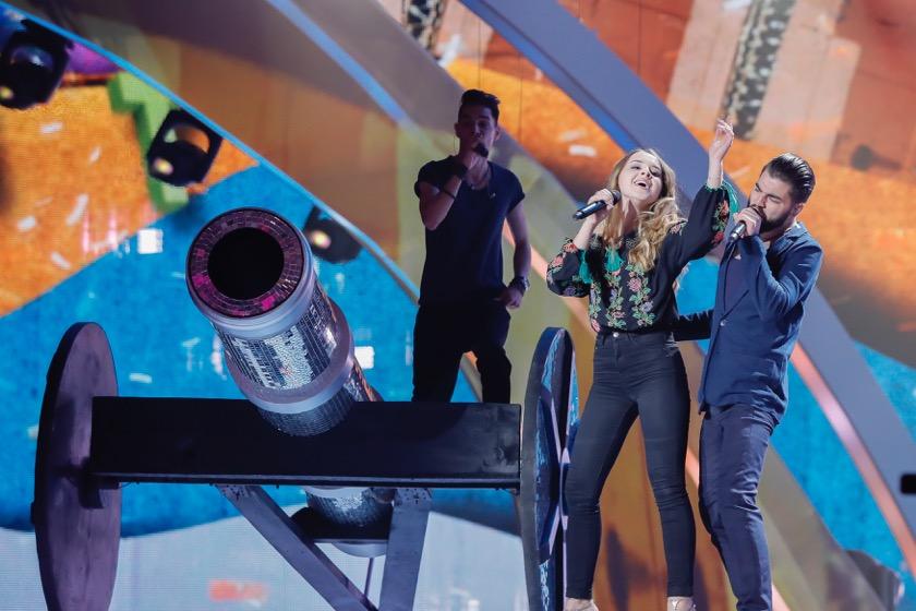 ilinca si alex florea + eurovision kiev