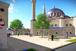 Turcii sfidează românii. Iată cum arată mega moscheea ce va fi construită în inima Capitalei