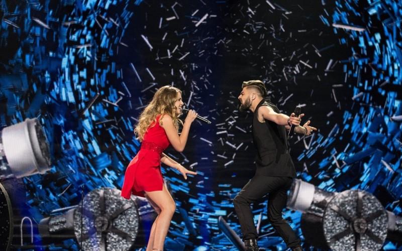 România s-a calificat în finala Eurovision 2017 cu piesa Yodel It!