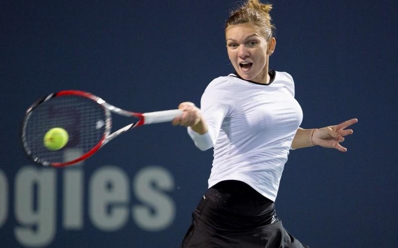 Simona Halep, calificare lejeră în semifinalele turneului de tenis de la Roma