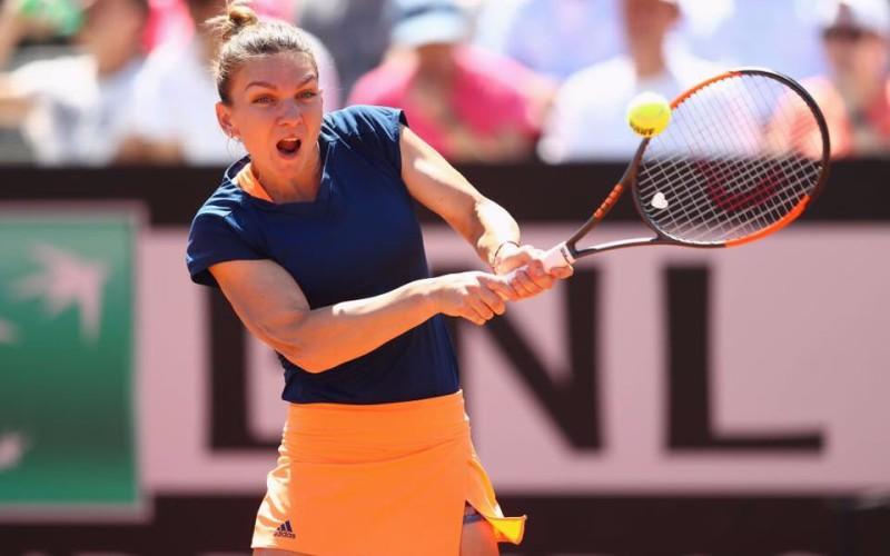 Simona Halep, debut cu o victorie la Roland Garros. A spulberat-o pe Jana Cepelova