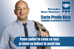 Sorin Preda Nica, primul candidat validat la Primăria Craiova